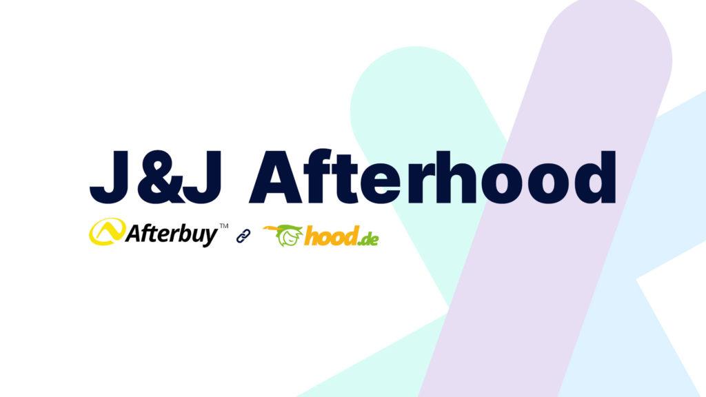 J&J Afterhood Schnittstelle zwischen Afterbuy und Hood.de