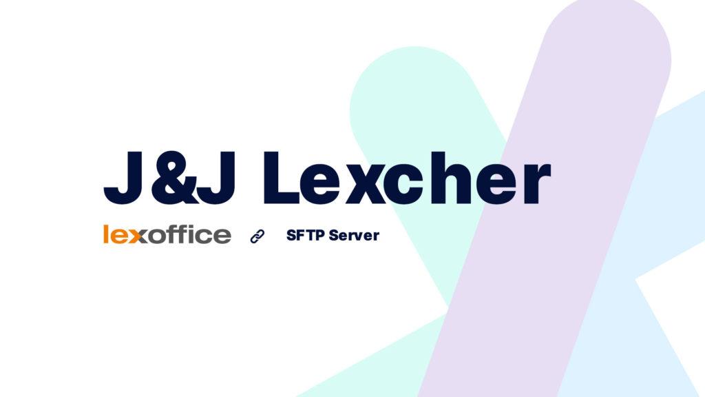 J&J Lexcher Belegupload zu Lexoffice